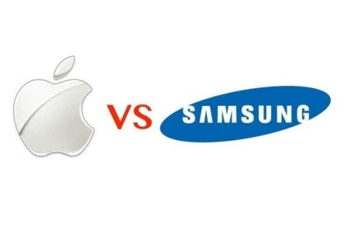 Apple Samsung Streit
