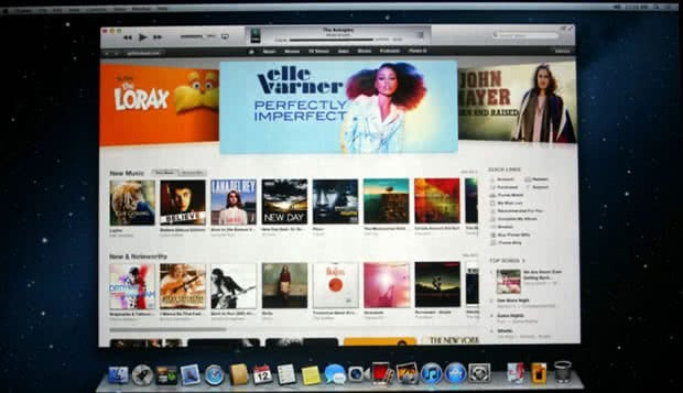 iTunes 11 oktober