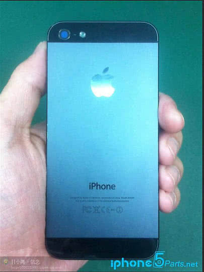 iphone 5s prototyp aufgetaucht?