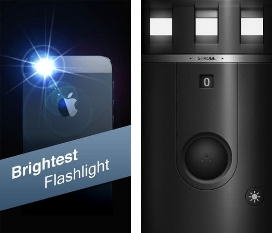 how to use flashlight on samsung galaxy s3