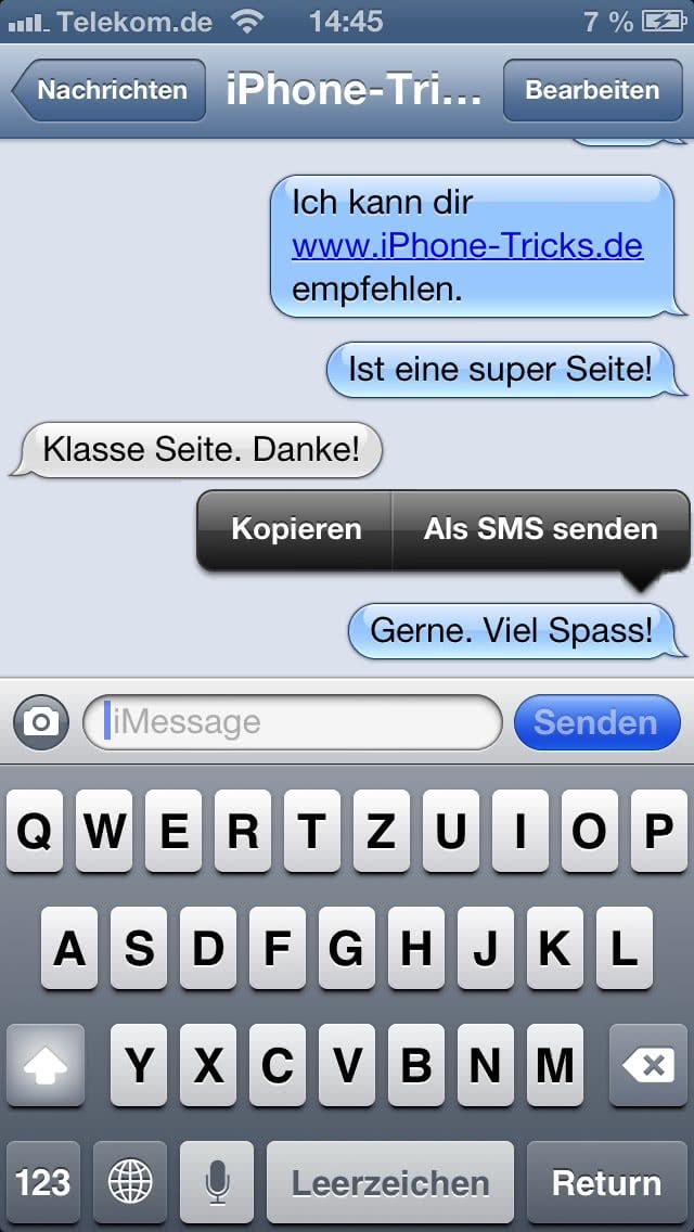 gratis iphone smileys