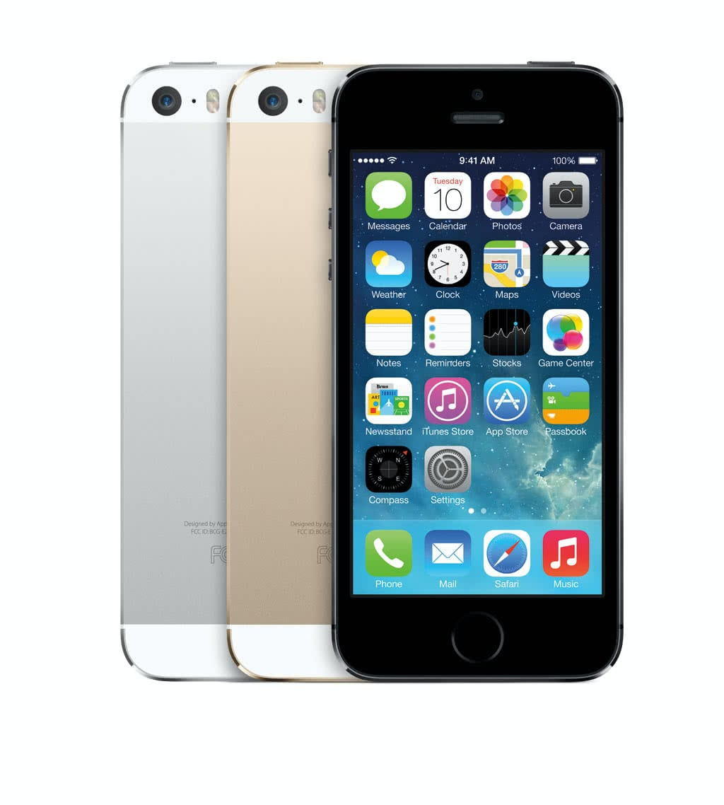 iPhone5s 3Color
