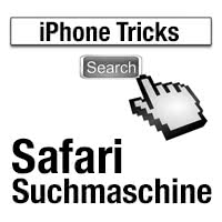 Safari Suchmaschine ändern