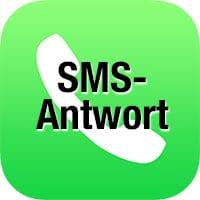 Anruf ablehnen und mit Textnachricht beantworten