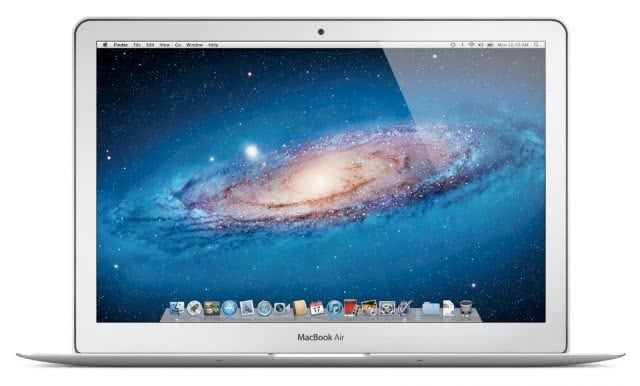 Apple Macbook Air neue Firmware