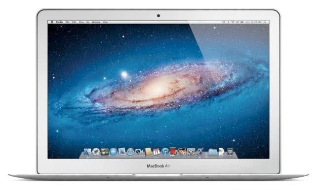 Apple Macbook Air neue Firmware