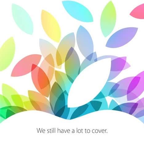 iPad 5 und iPad mini 2 Vorstellung