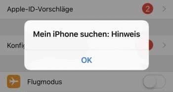 iPhone orten per Siri-Sprachbefehl und Signalton auf anderem iPhone abspielen