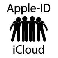 Apple-ID teilen & persönliche iCloud verwenden