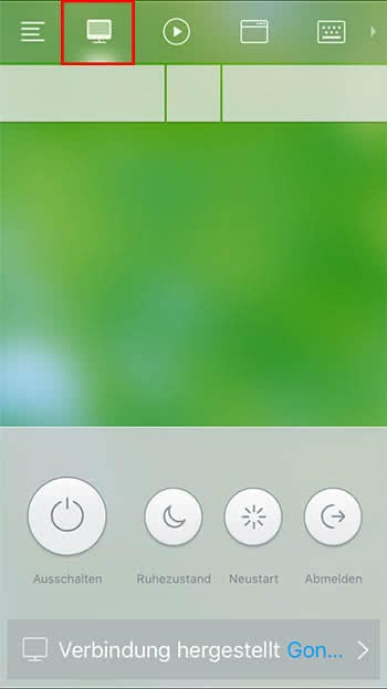 Remote Mouse App für iPhone