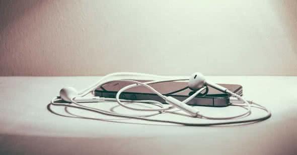 iPhone Musik Timer verwenden