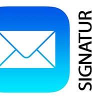 """""""Von meinem iPhone gesendet"""" – iPhone Mail Signatur ändern"""