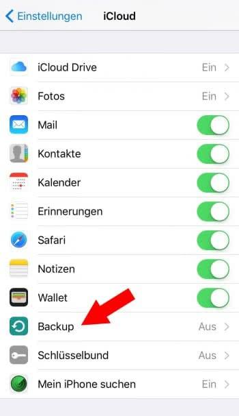 Neue icloud erstellen iphone