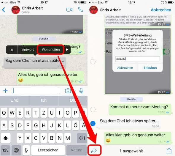 whatsapp_weiterleiten