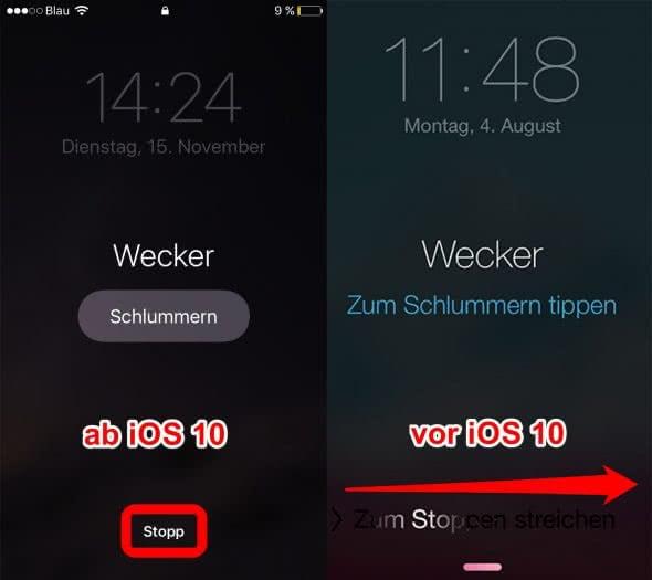 ios_vergleich_wecker_beenden