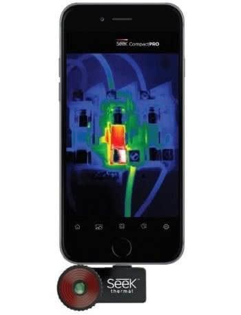 iPhone Wärmebildkamera Compact Pro