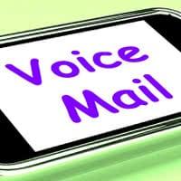 Eigene Voicemail Begrüßung aufnehmen