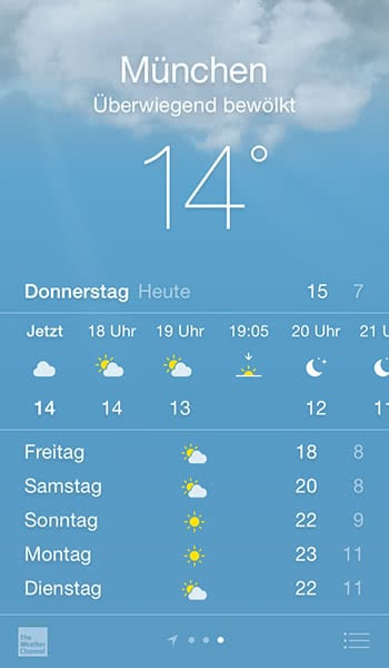 wetter.com - Wetter und Regenradar – Apps bei …