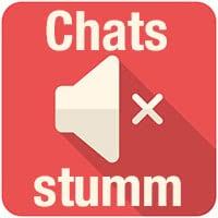 Chat in Nachrichten App stumm schalten