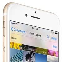 iPhone Zeitraffer-Videos aufnehmen