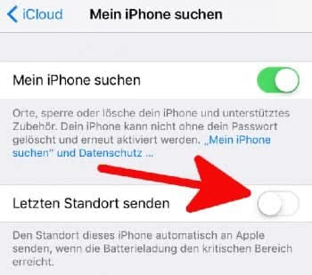 iPhone orten, wenn es aus ist - so einfach geht's!
