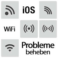 WLAN-Probleme beheben