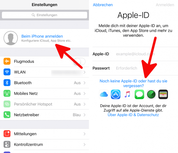 Apple ID 1