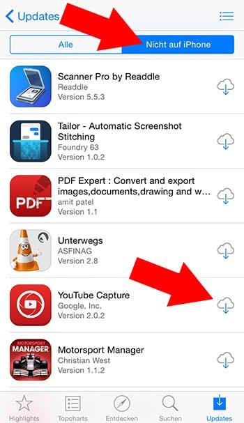 Geloschte Apps Wiederherstellen Iphone