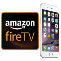 Amazon Fire TV mit dem iPhone steuern