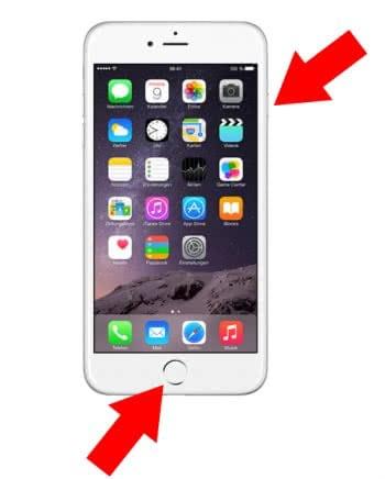 iPhone Tastatur verschwunden