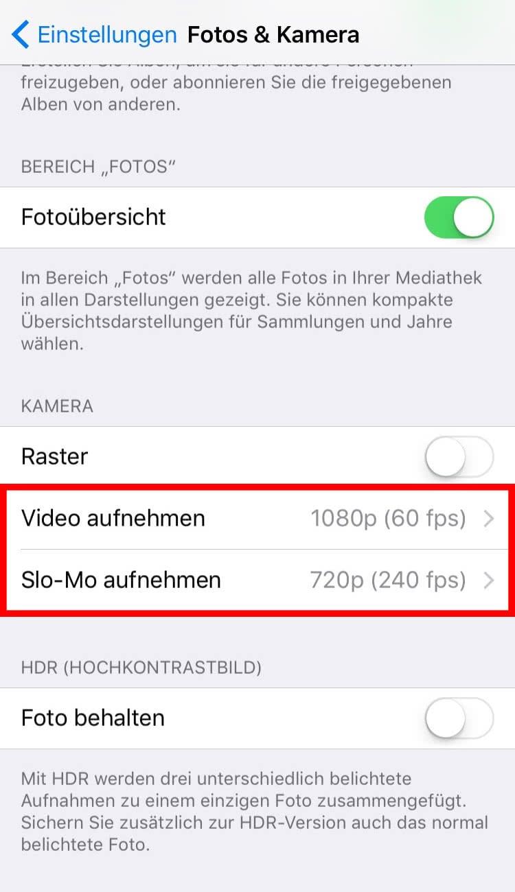Nett Video Bildrate Vergleich Fotos - Benutzerdefinierte ...