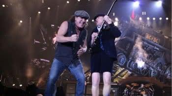 Hardrock via Stream: AC/DC