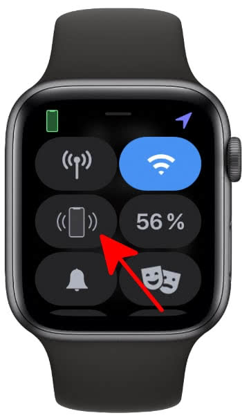 Apple Watch Kontrollzentrum