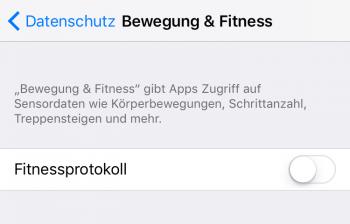 Bewegung und Fitness 2