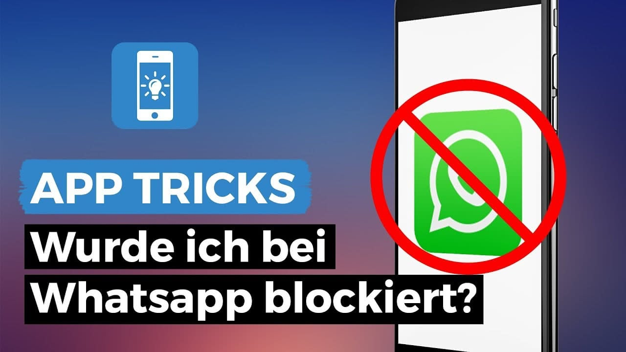 Wurde Ich Bei Whatsapp Geblockt