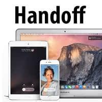 Handoff im Multitasking Screen verwenden