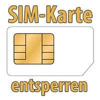 SIM Karte entsperren