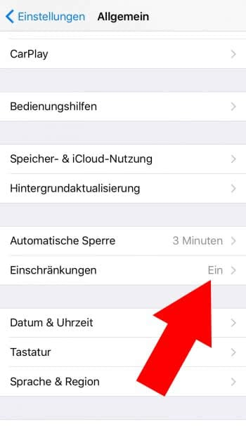 App Store verschwunden? So findet ihr ihn wieder!