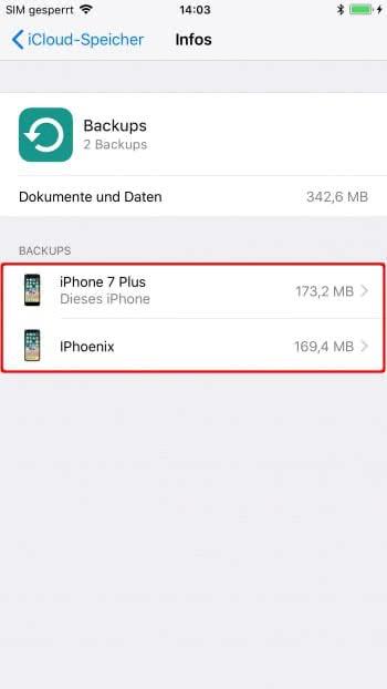 Iphone icloud speicher frei ohne bilder zu löschen