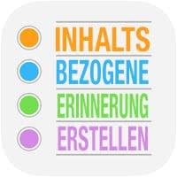 Inhaltsbezogene Erinnerungen erstellen mit Siri (iOS 9)