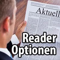 Safari Reader - Schriftgröße, Hintergrund und Schriftart ändern