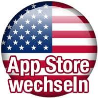 App Store Land bzw. Region wechseln