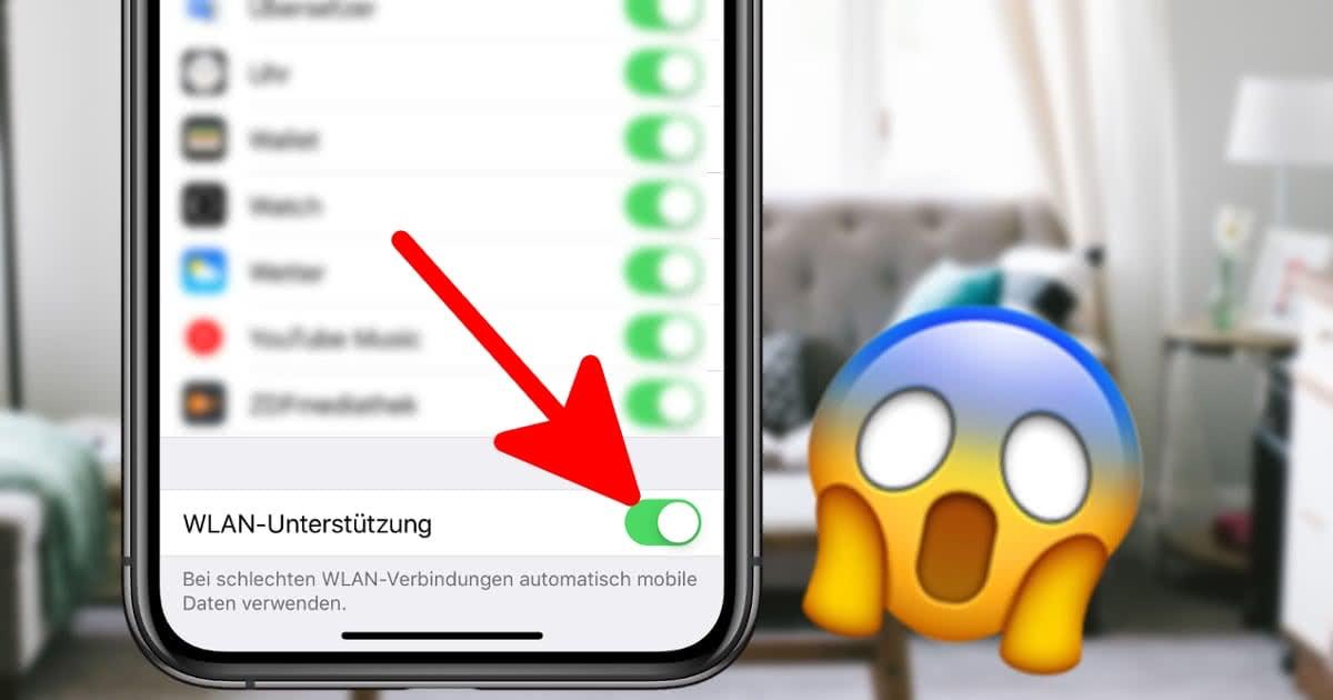 Iphone viber über wlan geht nicht