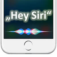 "iOS 9 - ""Hey Siri"" aktivieren"