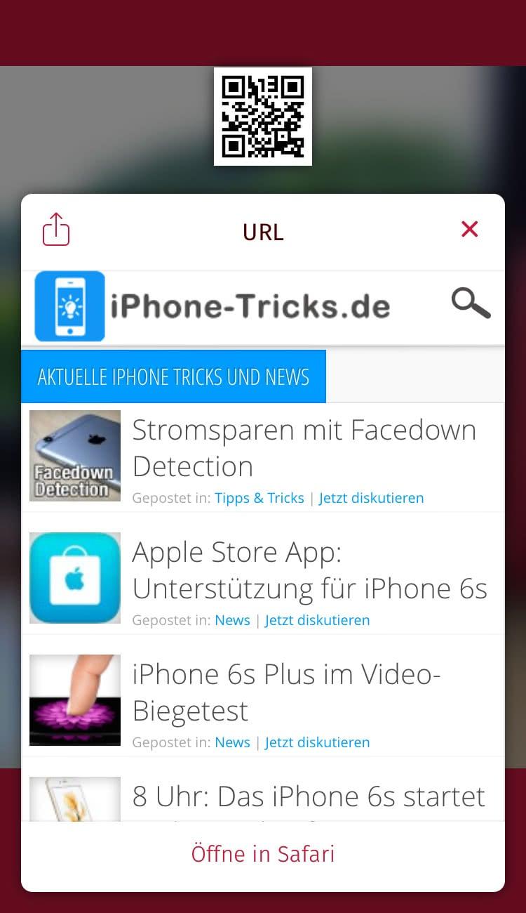 app zum code scannen