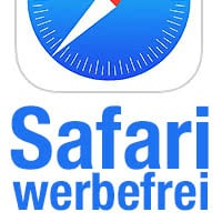 Safari: Werbung kostenlos blockieren