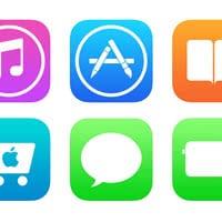 Apple Standard-Apps Logo