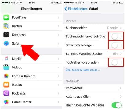 iPhone Datenverbrauch reduzieren