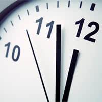 Automatische Zeiteinstellung deaktivieren