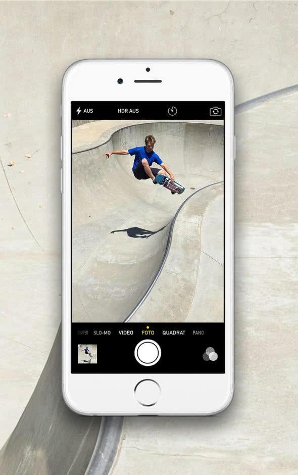 Bessere Fotos machen mit dem iPhone